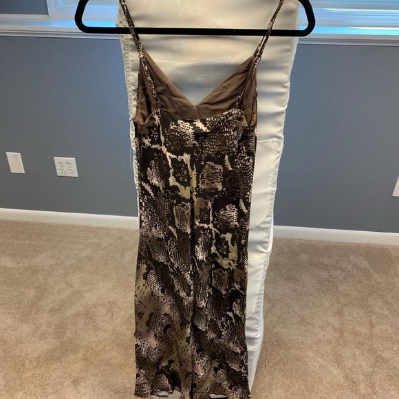 Vici slip dress <3
